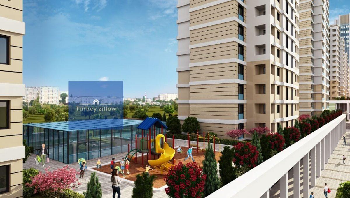 خرید آپارتمان در استانبول باهچه شهیر (8)