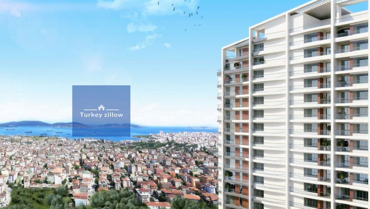 آپارتمان استانبول ترکیه (1)