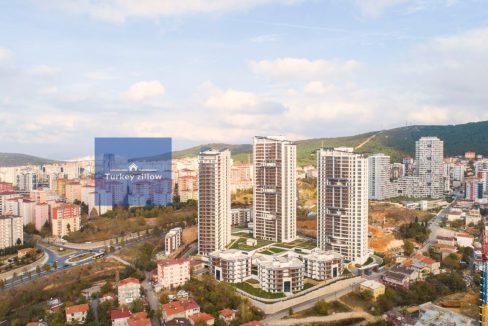 آپارتمان استانبول ترکیه (18)
