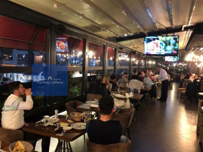 خرید رستوران در استانبول