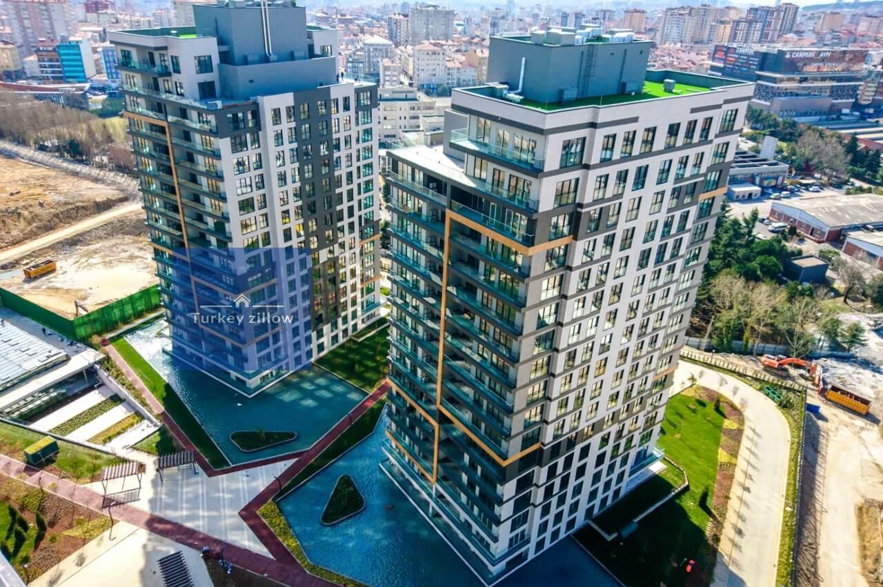 خرید خانه در ترکیه استانبول لوکس