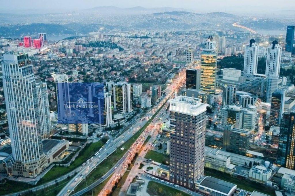 منطقه شیشلی در استانبول