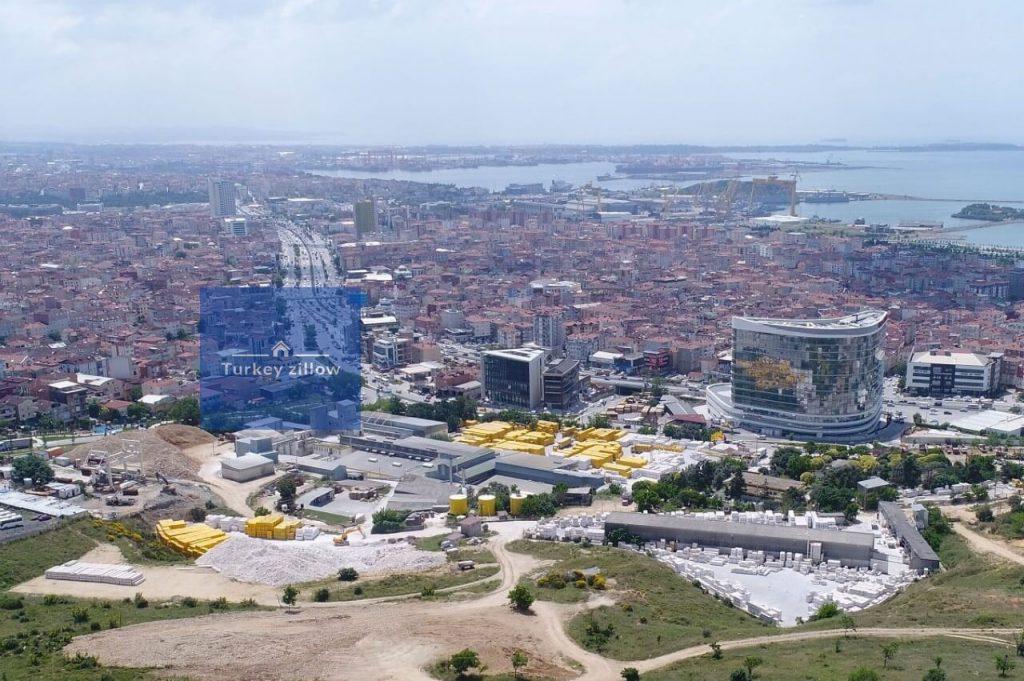 منطقه پندیک در استانبول