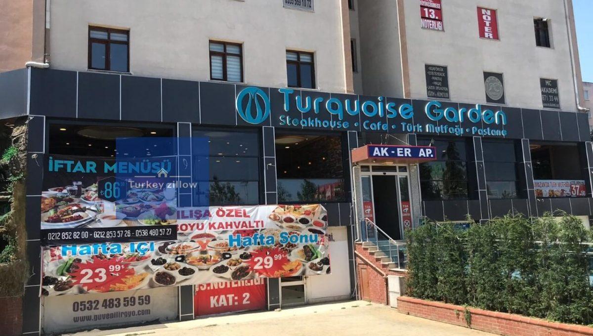 واگذاری رستوران در ترکیه استانبول