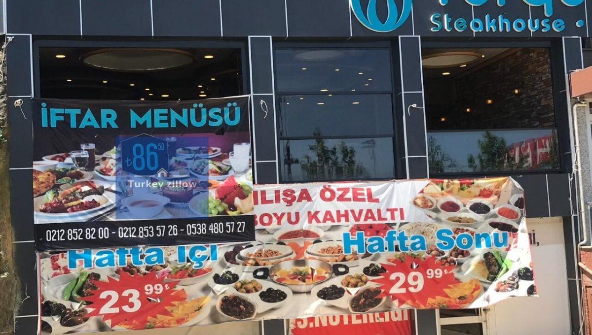 واگذاری رستوران در ترکیه استانبول (4)