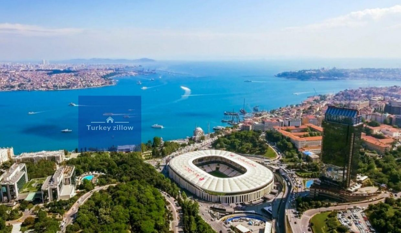 منطقه بشیکتاش در استانبول