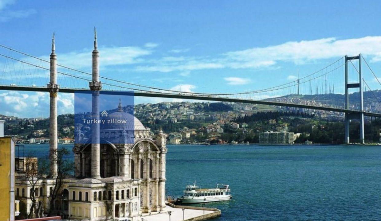 منطقه بی اوغلو در استانبول