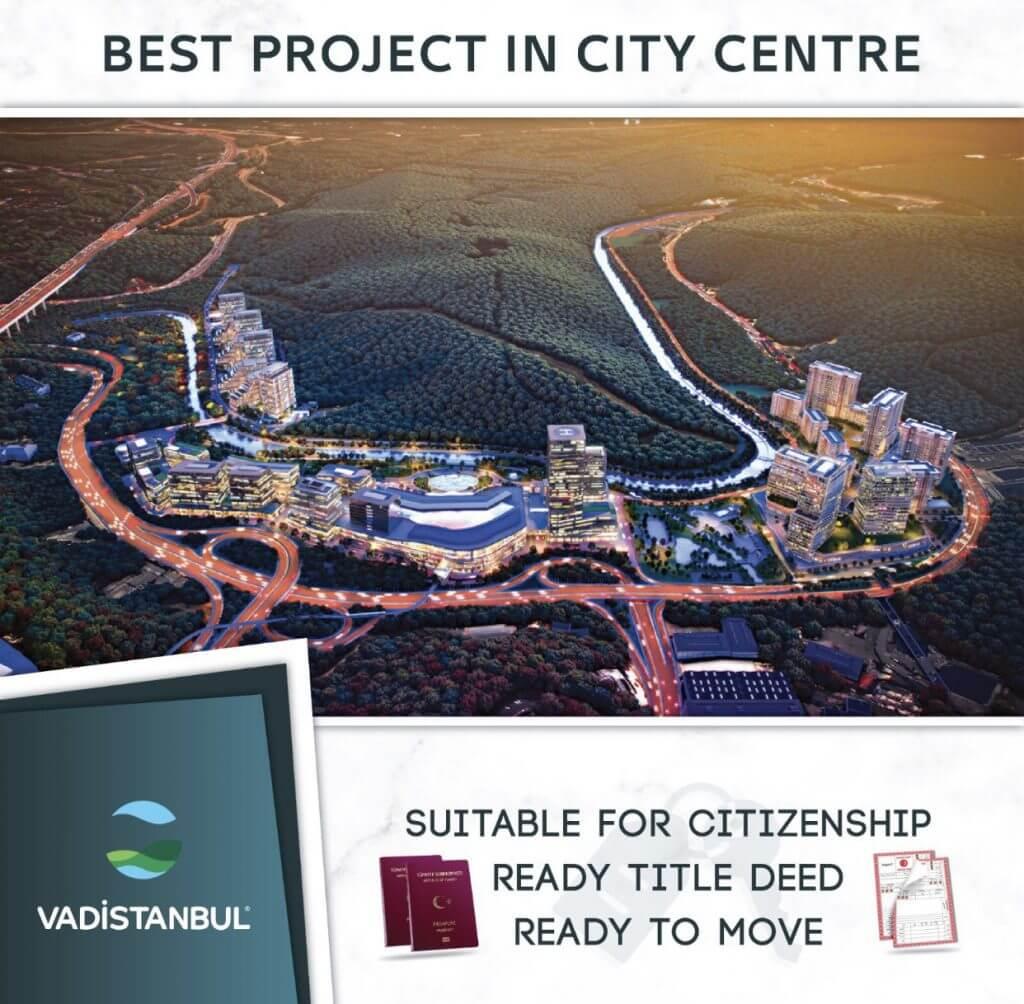 پروژه وادی استانبول vadi istanbul