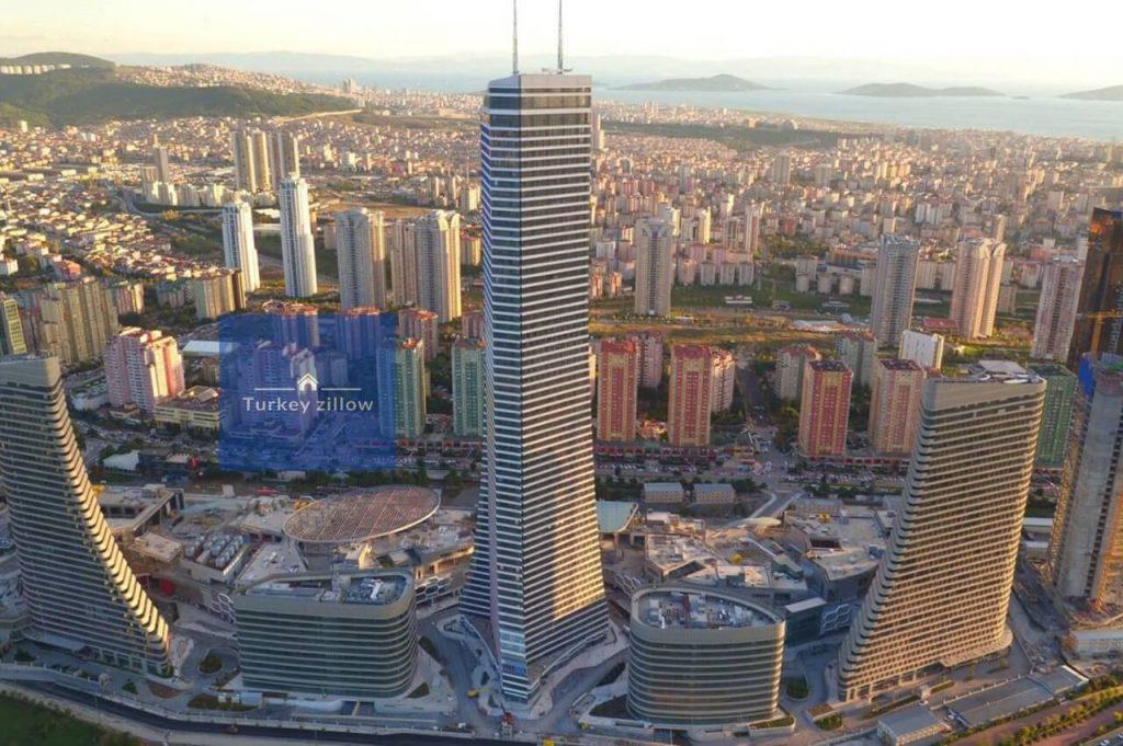 بلندترین و لوکس ترین برج های استانبول
