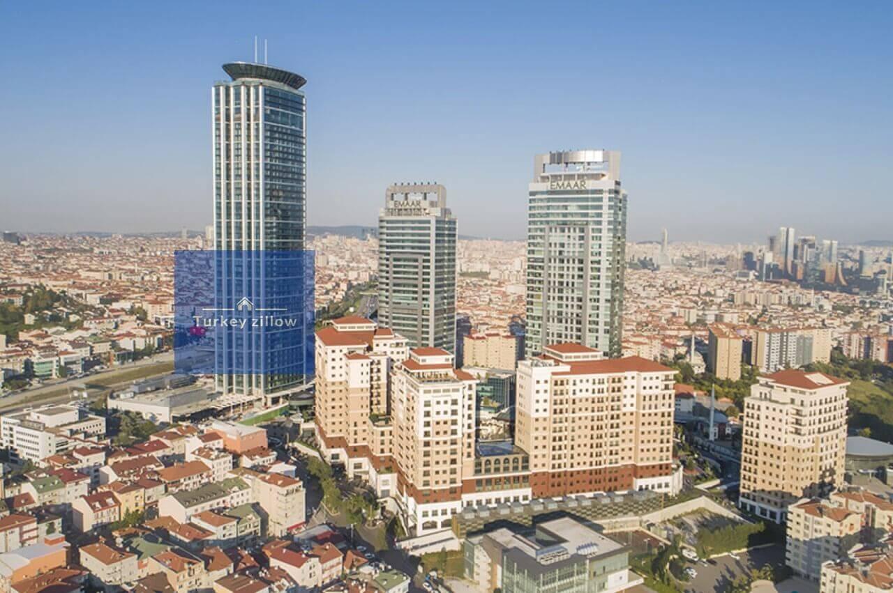 پروژه عمار استانبول  EMMAR  ISTANBUL