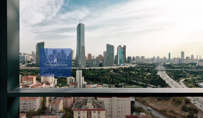 آپارتمان ها در پروژه آسیایی