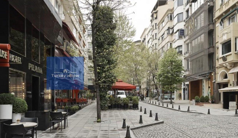 خیابان نیشان تاشی استانبول