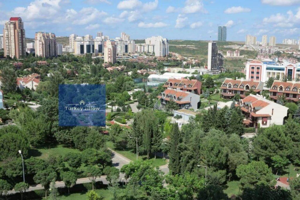 منطقه باغچه شهیر در استانبول