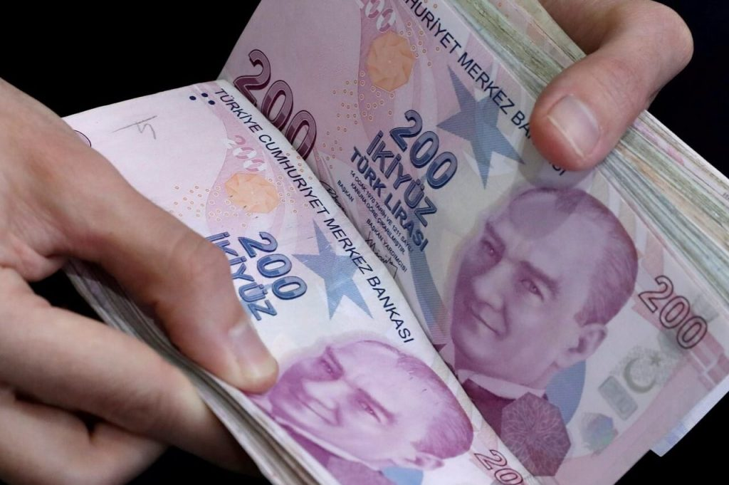 آینده ارزش لیر ترکیه در بازارهای جهانی