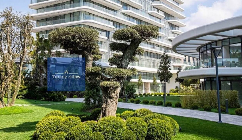 پروژه لوکس رو به به دریا در قلب استانبول (3)