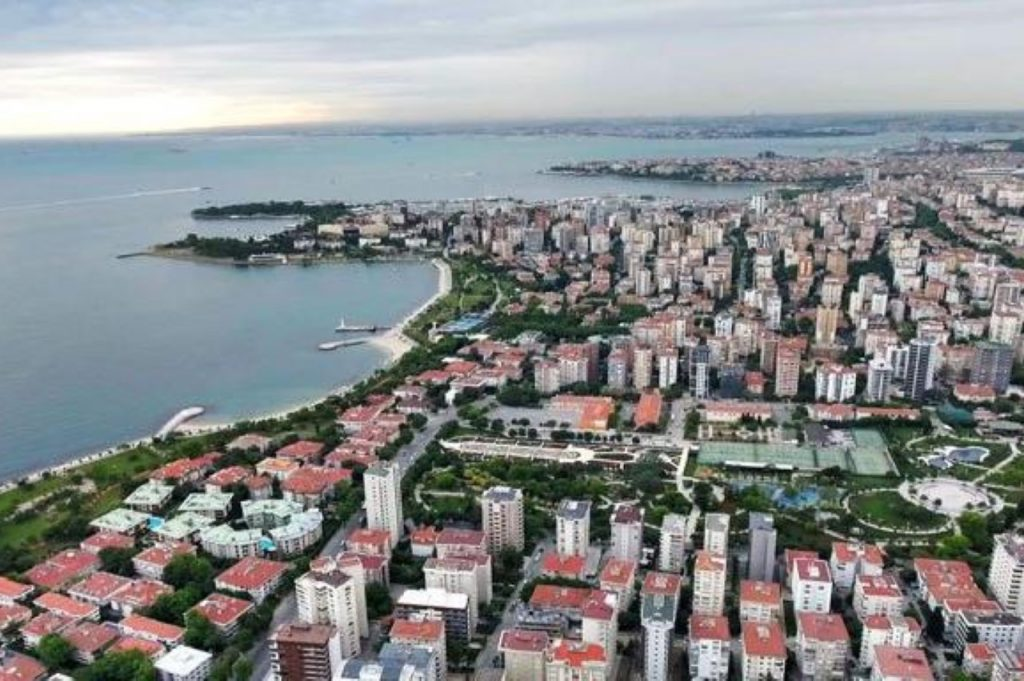منطقه آوجیلار استانبول