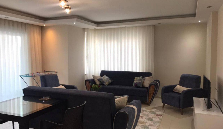 اجاره هفتگی آپارتمان در آلانیا با مبلمان (4)